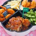 被災生活12日目 人気のお弁当おかず♪ザンギ(鶏のから揚げ)【スパイス大使】