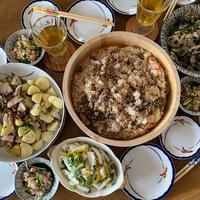 【ボーソー米油部】破壊的な美味しさ★牛肉ゴボウ寿司の会