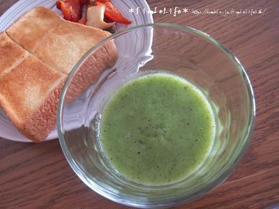 今朝のジュースのレシピ☆レタスの酵素ジュース 酵素なるほど!