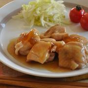 電子レンジで失敗なし!鶏肉の照り焼き by 武田真由美さん