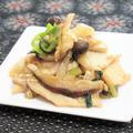 鶏肉の生姜炒め