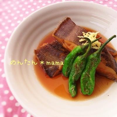 【基本】カレイの煮付け