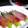 【レシピ】5分でもう1品!マグロの塩レモンロール(^^♪ by ☆s4☆さん