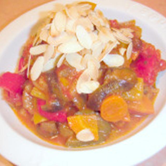 ホテルの味?!秋味カポナータのレシピ