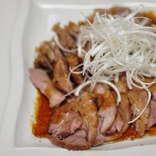 レンジ煮豚