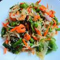 カンボジアのサラダ ニョアム