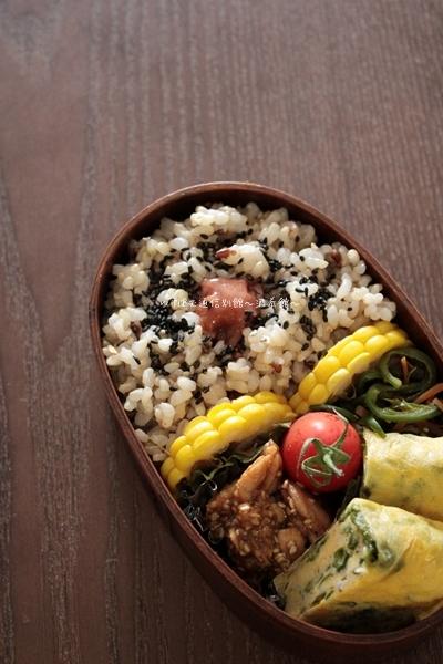 鶏のハラミの醤油麹で生姜焼き。