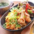 寒い日にオススメ☆キムチと手羽先のピリ辛炊き込みご飯 by ルシッカさん