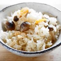 50代からの食習慣 秋の炊き込みご飯