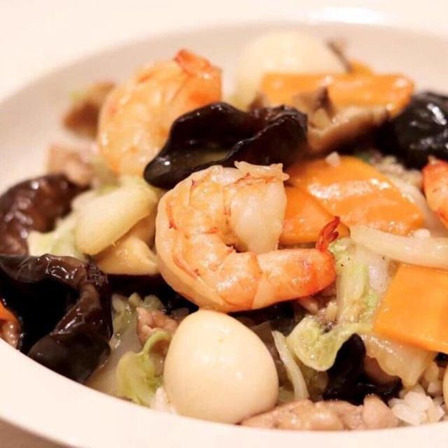 具材たっぷり王道の『八宝菜』#レシピ #中華料理 #おうちごはん