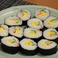 簡単な巻き寿司