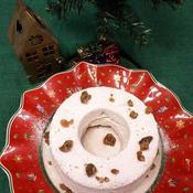 オールスパイスのシフォンケーキ