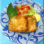 鮭とバジルのクリームコロッケ時短♪バター不使用★お盆ですが今年も/タイの蘭と花輪