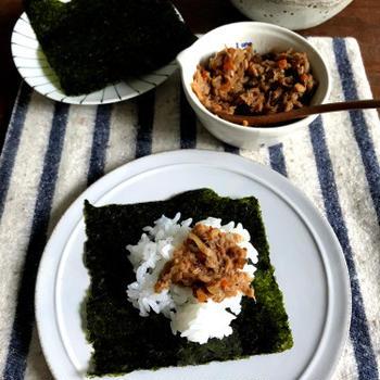 【簡単!!ツナ缶レシピ】給食の味!ツナそぼろと、読売新聞で連載をさせて頂くことになりました