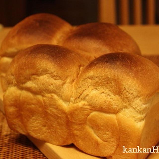 半パン2個と晩ごはん