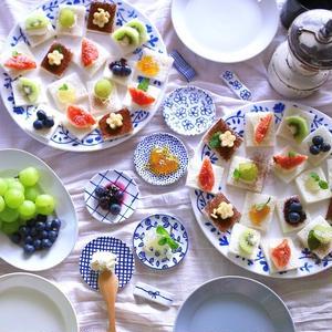 【北欧食器と楽しむ豆皿】インスタグラマーさんに教えてもらう豆皿コーデ