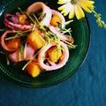 フルブラで☆マンゴーイカ炒め by kanaさん