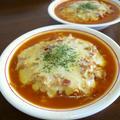 食べたい分だけ☆トマトチーズリゾット風♪ by bvividさん