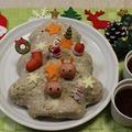 クリスマスツリー☆豆腐ミートローフ by とまとママさん