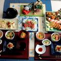 2日のおせち☆レシピは数の子の柚子胡椒マヨチーズ和え☆☆☆