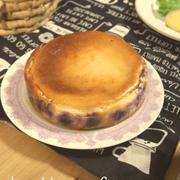 ブルーベリーチーズケーキと地震の心の傷