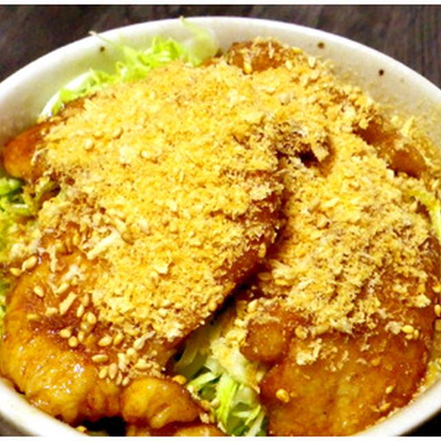 チキンソースカツ丼・テキーナ