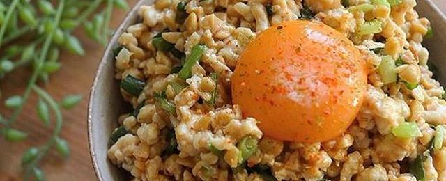 鳥取発の学校給食「#スタミナ納豆」が簡単でおいしい!