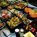 ■【元日夜のおもてなし料理 全景と 煮〆他 各料理レシピのご紹介です♪ 】 by あきさん