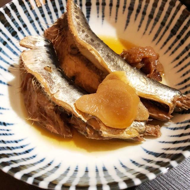 骨まで丸ごと食べられる、圧力鍋で作る「イワシの梅煮」
