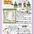 PLASMA1月号 「クマ子のかんたんクッキング」vol.20 by のびこさん