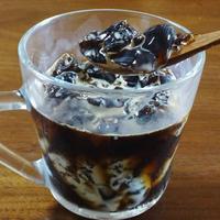 【超簡単!ひえひえスイーツ】カルピスミルクのさわやかカフェゼリー