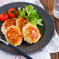 マヨネーズ効果で柔らか食感に♪冷めても美味しい♪『味噌マヨ☆鶏つくね』