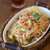 Pad thai,初夏の食卓