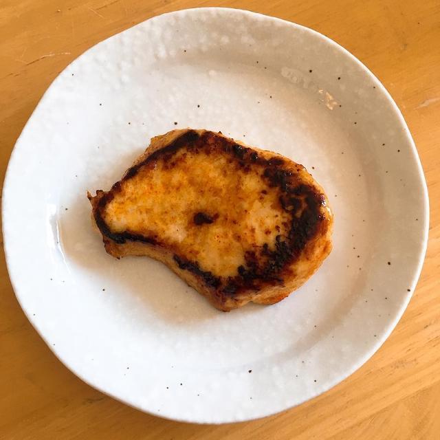 【さめ】肉厚なもので作りたい「チリパウダー焼き」