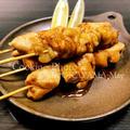 鶏胸肉で✨焼き鳥のタレ焼き✨と久しぶりの美味しい馬刺し
