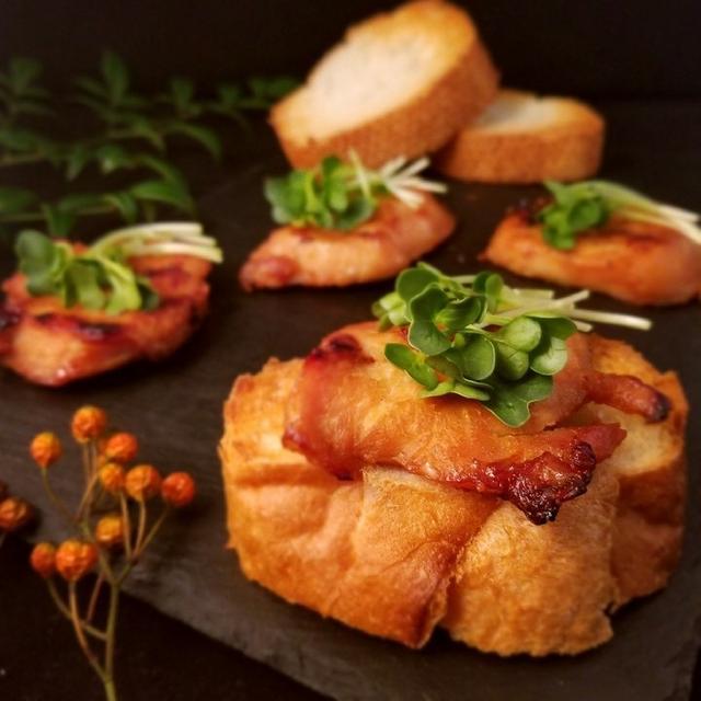 簡単!鶏胸肉の味噌焼き