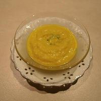 ジューサーで簡単作れる 人参、セロリ、玉ねぎの冷しスープ