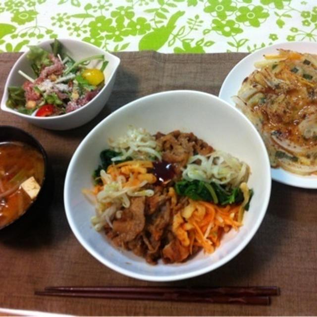 韓国料理三昧