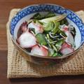 ダイエットな簡単 酢の物 タコとわかめのきゅうりもみ by KOICHIさん