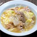 新しいフライパンでササっと副菜2品「白菜と豚肉のトロ~り炒め」ほか水菜レシピ
