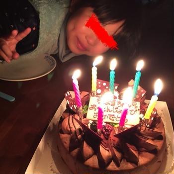 誕生日その後
