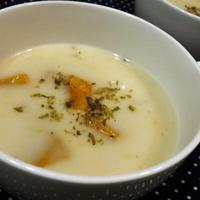 【レシピ】手抜きだけど、美味しい!簡単!旬の食材を使って【南瓜スープ】
