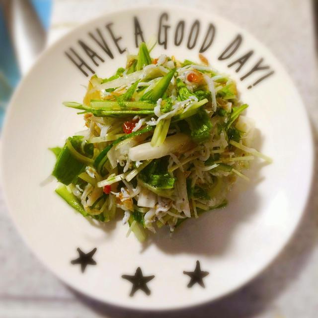 【野菜生活】大根サラダ