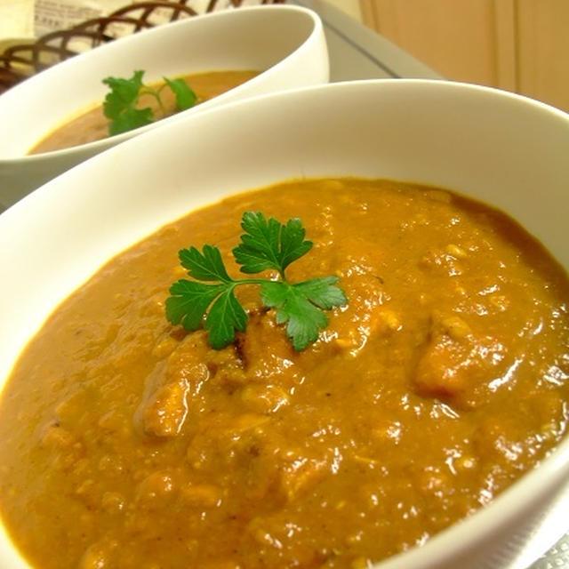納豆と野菜のヘルシーカレーとちょこっとお知らせ