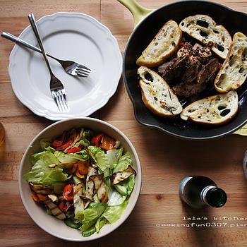 奧利佛30分鐘上菜:脆皮鴨胸佐鄉村麵包