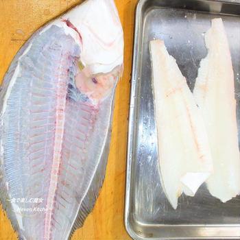 透き通る美しさ。抜群の鮮度。鯛と平目の舞踊り♪「茨城県産の農畜水産物」