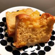 ホットケーキミックス パウンドケーキ