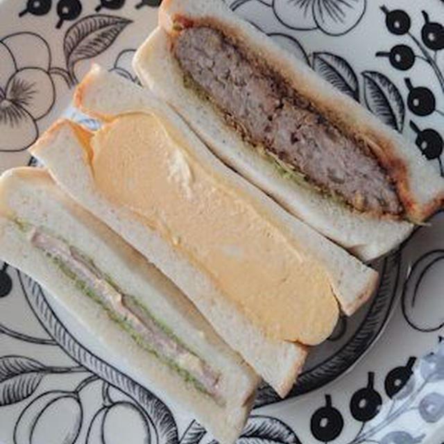 一本堂のパンとサンドイッチとわたし。