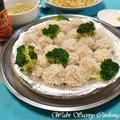 私の大好きな筍料理 ~ 筍入りもち米シュウマイ ~