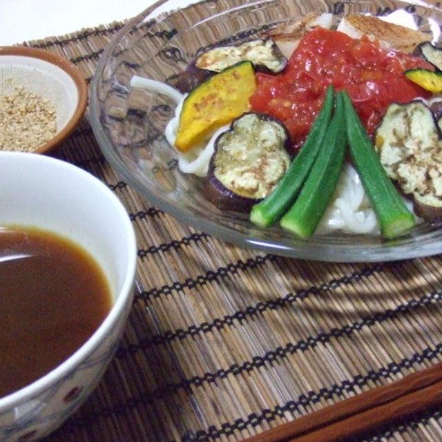 ピリ辛カレーつけ麺